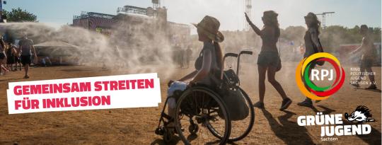 Gemeinsam streiten für Inklusion und Teilhabe: Input und Themenfindung @ Pöge-Haus