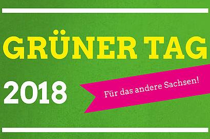 Grüner Tag 2018 in Zwickau @ Alter Gasometer