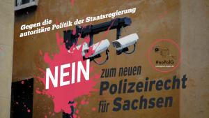 Polizeigesetz stoppen: DEMO »Grundrechte verteidigen« @ Wiener Platz
