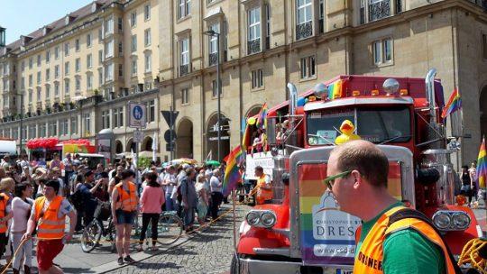CSD in Dresden @ Dresden