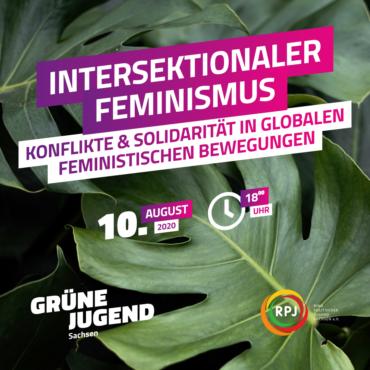 Intersektionaler Feminismus: Konflikte und Solidarität in globalen feministischen Bewegungen @ Internet